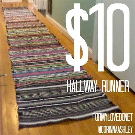 Diy Runner Rug From To Reality 109 Let S Diy