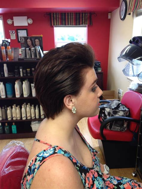 short hair stylist in md hair stylist in md jws salon hair salon mount airy md