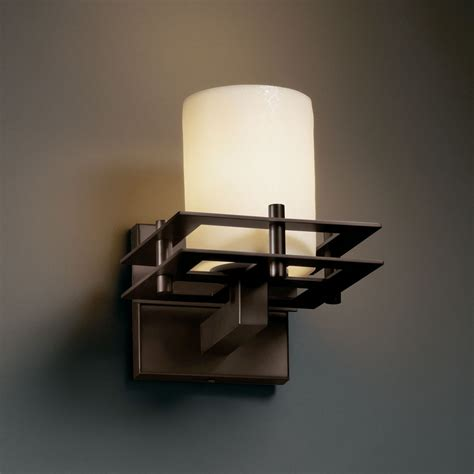 Justice Design Wall Sconces justice design cndl 8171 candlearia faux candle 6 5 quot wide wall lighting sconce jus cndl 8171