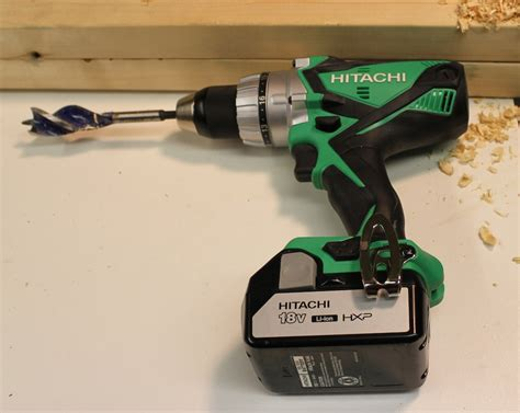 hitachi ds18dsdl cordless drill review got torque home
