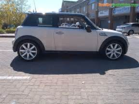 Mini Cooper Prices South Africa 2009 Mini Cooper S Used Car For Sale In Johannesburg City
