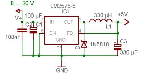 Ic Lm2673 spannungsregler rn wissen de
