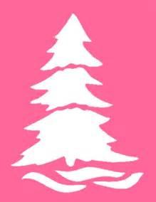 Christmas Tree Craft Template Christmas Craft » Home Design 2017
