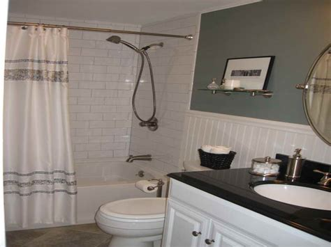 small bathroom remodel on a budget winning painting
