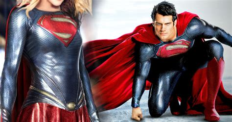 man of steel supergirl is man of steel 2 bringing supergirl into the dceu movieweb