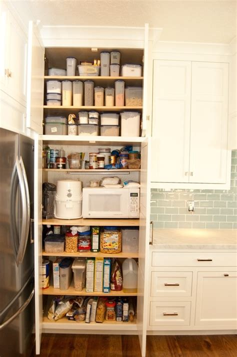 Microwave In Pantry by Microwave In Pantry House Kitchen