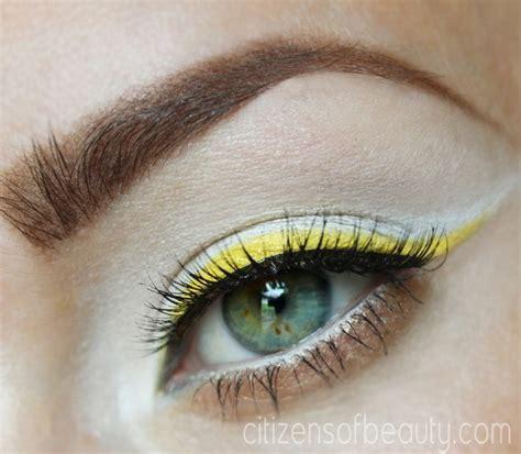 yellow eye color color crush yellow eye makeup