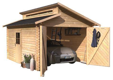 Garage Carport Holz by Karibu 28 Mm Stufendachgarage Garage Holz Garage