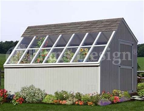 Storage Shed Greenhouse by 10 X 14 Greenhouse Garden Storage Shed Plans Material
