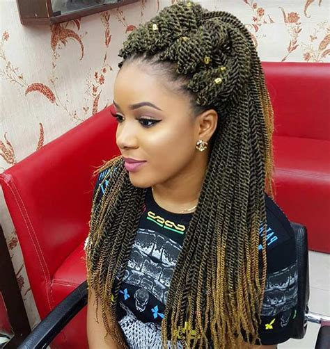 how to cut senegalese twists shorter 31 stunning crochet twist hairstyles crochet senegalese