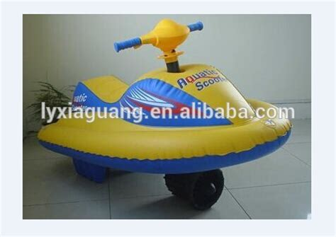 inflatable electric water scooter inflatable electric water scooter for kids jet ski buy