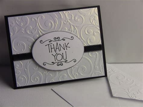 Handmade Thank You Card Designs - 17 best ideas about handmade thank you cards on