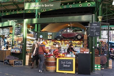 Exploring Borough Market in London   Mondomulia
