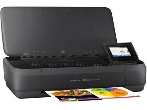 reset hp officejet 150 mobile hp officejet 250 mobile tout en un imprimantes