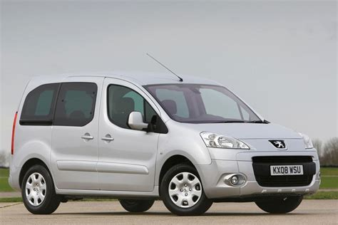 peugeot partner tepee peugeot partner tepee 2008 car review honest john