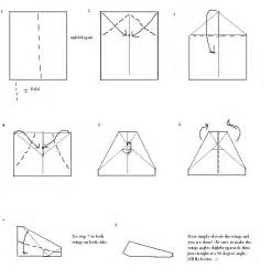 paper airplane tutorial by halo angel on deviantart