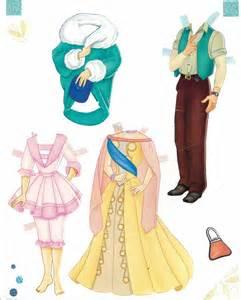 Miss missy paper dolls disney sets