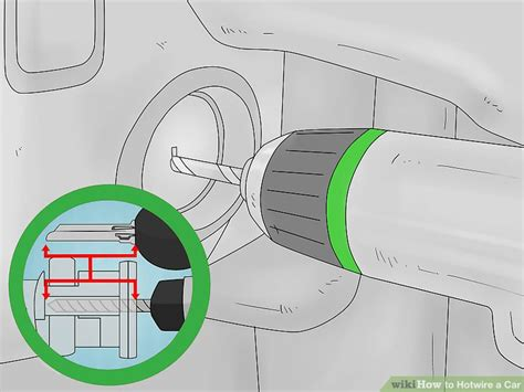 How To Hotwire A Ford by 3 And Easy Ways To Hotwire Your Car Wikihow