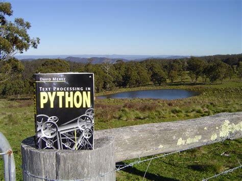 Text Processing In Python text processing in python extras