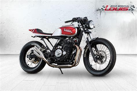Louis Motorrad öl by Honda Nx 650 Dominator Transformation Sp 233 Ciale Louis