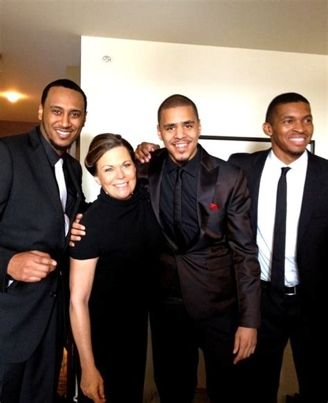J. Cole and His Mom | J Cole | Pinterest | J cole and Mike ... J Cole Parents
