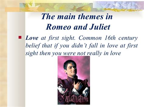 dominant themes in romeo and juliet romeo and juliet forever