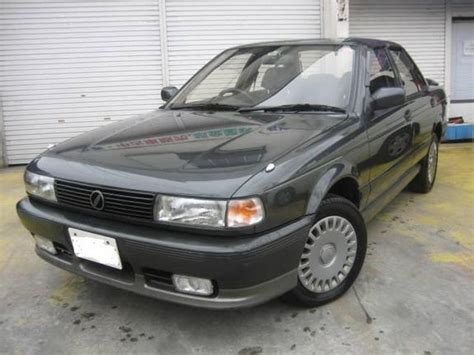 nissan sunny 1990 jdm rickcross 1990 nissan sunny specs photos modification