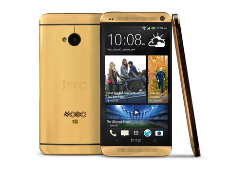 gold wallpaper htc one forget the gold iphone here s the 18ct gold htc one