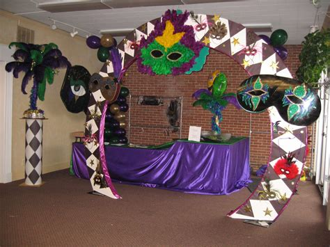 Wedding Arch Rental New Orleans by Masquerade Mardi Gras Baltimore S Best Events