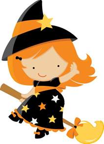 Paper Decorations To Make At Home halloween clipart witch festival collections