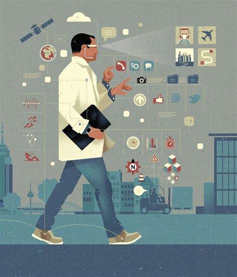 Digital Detox Illustrations by Digital Detox Dieter Braun