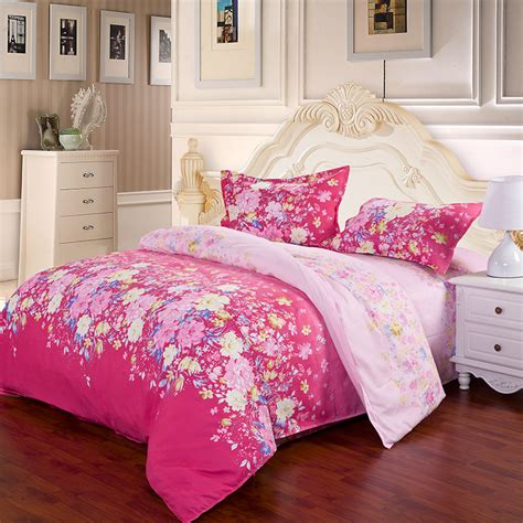 free shipping wholesale cheap bedding set twin queen size bed sets and comforter tropical bed