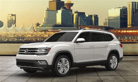 atlas volkswagen white volkswagen atlas 2018 couleurs colors