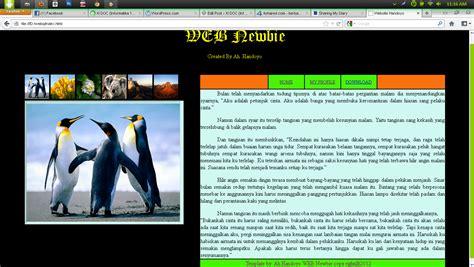 sulkani s blog contoh membuat web dengan css contoh link blog contoh wa