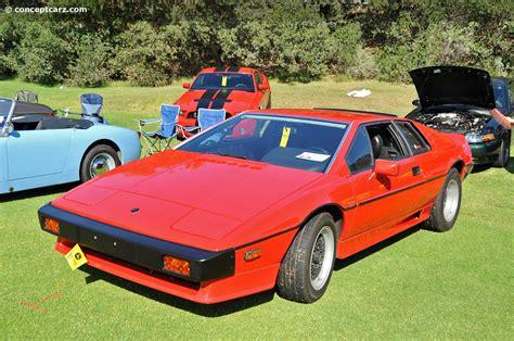 1986 lotus esprit car photo and specs 1986 lotus esprit image photo 3 of 22
