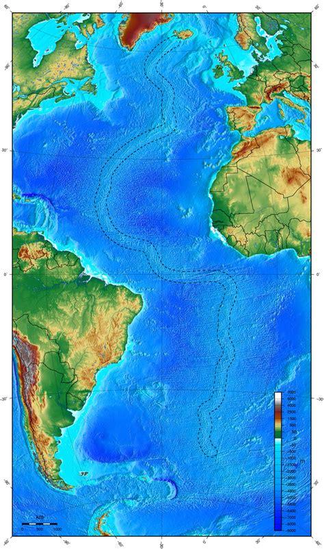 earthquake atlantica file mid atlantic ridge jpg wikimedia commons