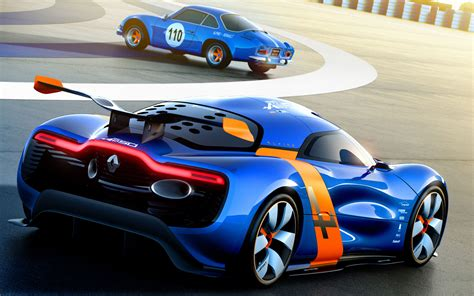 alpine a110 wallpaper renault alpine a110 50 concept 4 wallpaper hd car wallpapers