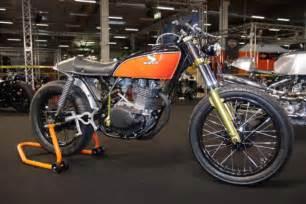 Honda 500 Bike Honda Xl 500 Bikes And Stories Custom Bike