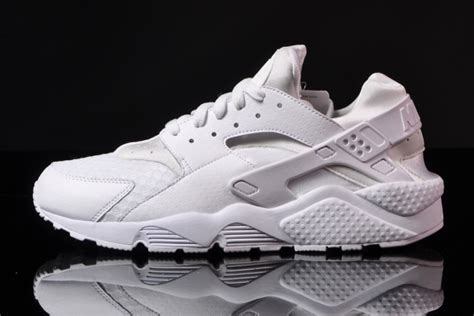nike all white shoes nike air huarache quot all white quot sneakernews