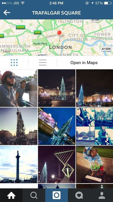 instagram locations add locations to un geotagged photos before posting to