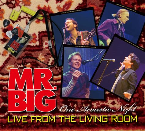 live from the living room mr big live from the living room maytherockbewithyou