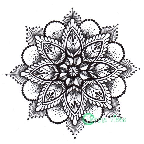 mandala henna tattoo designs dotwork mandala by mish at henna vibes henna