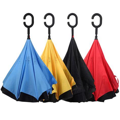 Payung Terbalik Best Quality large windproof s umbrella upf50 lighter sun umbrella ebay