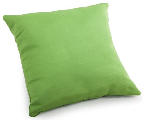 laguna large pillow green tropical outdoor cushions