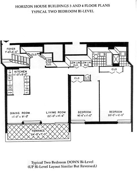 fort lee housing floor plans horizon house rentals fort lee nj apartments com