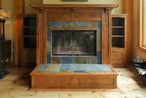 Arts And Crafts Fireplace Mantels Arts And Craft Fireplace Mantel