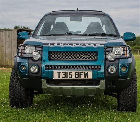 131 Best 4x4 Land Rover Freelander Images On Pinterest