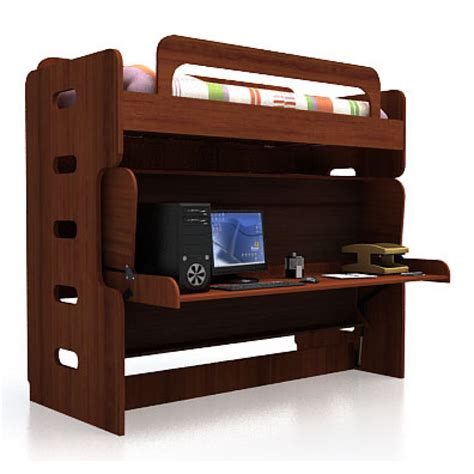 Loft Beds Without Desk by Hiddenbed Bunk Without Stair Unit