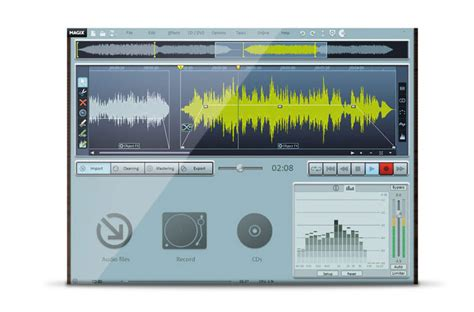 digitalizzare cassette audio magix audio cleaning lab
