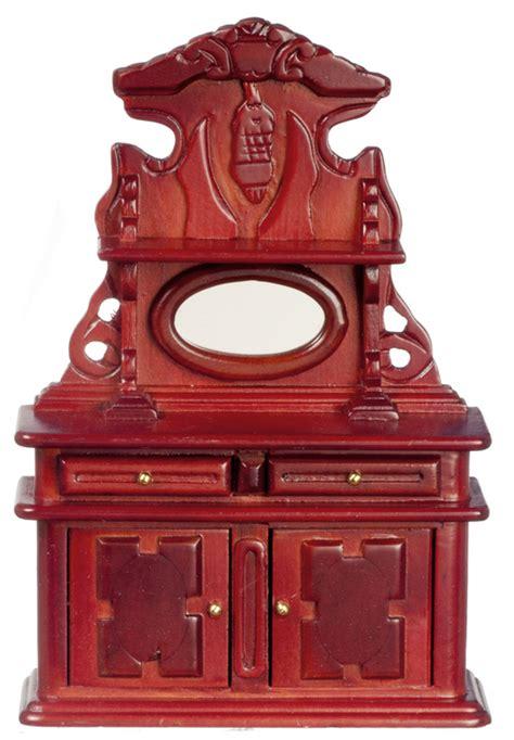 12 Inch Deep Sideboard Victorian Sideboard Mahogany Mary S Dollhouse